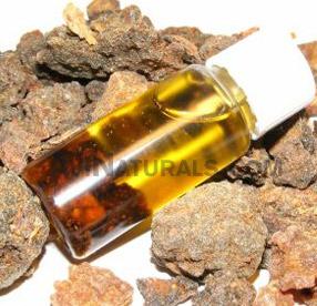 Myrrh-oil